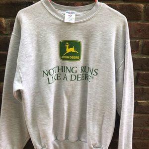 John Deere sweatshirt